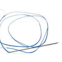 """electrod repro555 200x200 - Электроды для временной кардиостимуляции ЭВК - """"Репромед"""" - 0,9м уп./20 шт."""