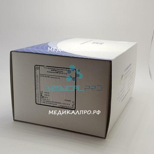 kapron kat mt555 510x510 - Капрон плетёный стерильный на катушке 20 м 4/0 (1,5) без иглы уп./10 шт.