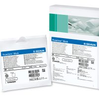 premilene mesh555 200x200 - 1064375 Сетка премиленовая HOLE/TAILS 6X14 см специальной формы с готовым отверстием уп./5 шт.