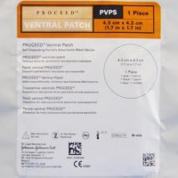 proceed ventral patch555 200x200 - PVPS Частично рассасывающееся хирургич.сетчатое устройство Proceed Ventral Patch 4.3х4.3 см уп./2 шт.