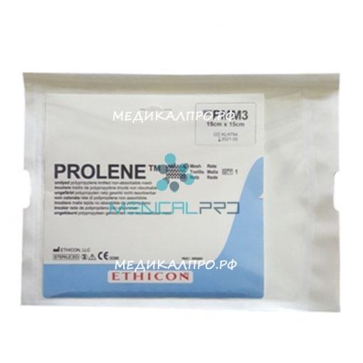 prolene mesh pmm3555 510x510 - PMM3 Сетка из Пролена 15 x 15 см уп./1 шт.