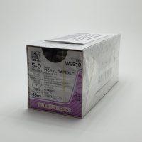 vicryl rapide 888 200x200 - W9940 Викрил Рапид 3/0, 75 см, н/окр. Обр.-реж. 26 мм, 3/8 уп./12 шт.