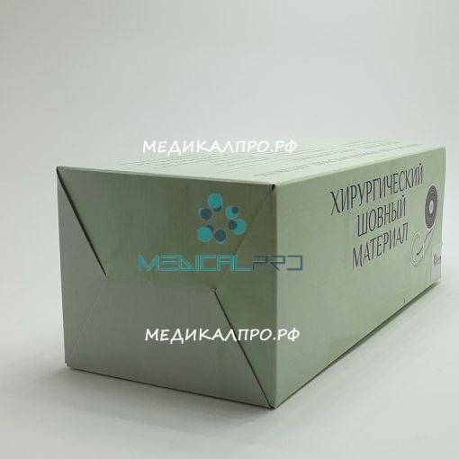 zagl opt 8888 510x510 - Капрон плетёный стерильный на катушке Dylon бел. 5 м 0 (3,5) без иглы уп./10 шт.